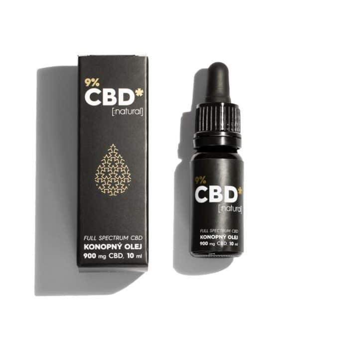 cbd star cbd natural olej